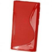 iPod Nano 7G iGadgitz Dual Tone TPU Case - Rood