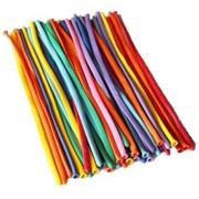 Balon latex modelaj multicolor 110cm