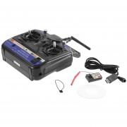 EH FLY CIELO 2.4G FS-CT6B 6 CH Channel Radio Modelo RC Transmisor Receptor De Control