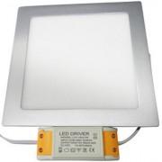 Led panel világítás driverrel, kocka alakú 36W, 3000 kelvin, 3280 lumen. Nem vibrál!Beépíthető. Life Light led, 3 év gar.
