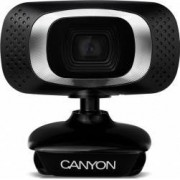 Camera Web Canyon CNE-CWC3 Full HD Neagra