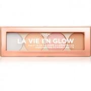 L'Oréal Paris Wake Up & Glow La Vie En Glow colorete iluminador tono 02 Cool Glow 5 g