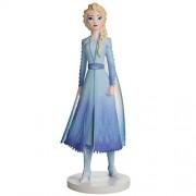 Enesco Disney Showcase Frozen II Figura de Elsa (20,3 cm), Multicolor
