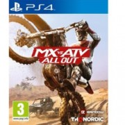 MX vs ATV All Out, за PS4