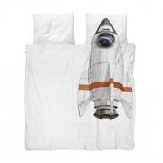 Snurk dekbedovertrek Rocket-2-persoons 240 x 220 cm incl. 2 kussenslopen 60 x 70 cm