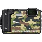 "Aparat Foto Digital Nikon COOLPIX W300, 16 MP, 1/2.3"" CMOS, 5x Zoom optic, Filmare 4K, Waterproof, Shockproof, GPS, Bluetooth, WiFi (Camuflaj)"