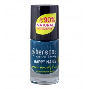 Benecos Vernis à ongles naturel et vegan 5 ml - 17 - Nordic blue