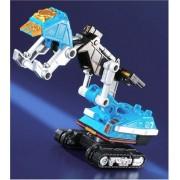 Power Rangers Operation Overdrive JAPANESE Light Blue Ranger 5 Inch Zoid Vehicle