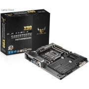 Asus Sabertooth X99 TUF series X99 chipset LGA 2011-v3 Motherboard