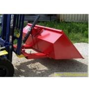 hidraulikus rakodóknál, targonca villára húzható FEM3 ( 508 mm ) villakocsira