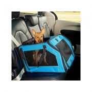 Pet Gear Signature Pet Car Seat & Carrier, Aqua