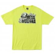 utcai póló férfi - DEAD ZONE - METAL MULISHA - M345S18305.01_DAY