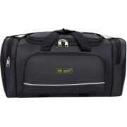 AM Creation (Expandable) Stylish 40 Liters Travel Duffel Bag With Spacious Compartment Travel Duffel Bag(Black)