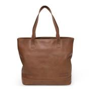 Eastpak Flask - Brownie Leather - Sacs à Bandoulière