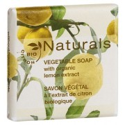 NATURALS VEGETABLE SOAP with Organic Lemon Extract (15 g x 250 ks)