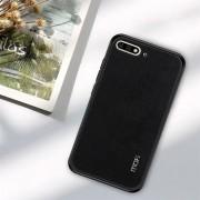 MOFI TPU-skal / tygöverdraget fodral Huawei Y6 2018 – Svart
