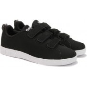 ADIDAS NEO VS ADVANTAGE CLEAN CMF Sneakers For Men(Black)