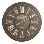 Oak Furnitureland Clocks - Albani Wall Clock - Oak Furnitureland