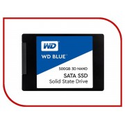 Жесткий диск 500Gb - Western Digital WDS500G2B0A