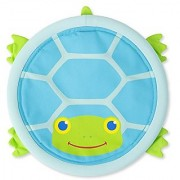 Melissa & Doug Sunny Patch Dilly Dally Turtle Flying Disc Catching Activity