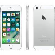 Iphone 5s 16 gb refurbished phone(Silver)