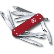Victorinox MiniChamps,58mm,Alox,red Swiss Army Knife(Red)