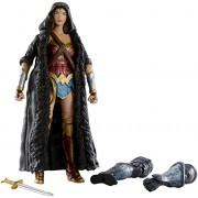 Mattel Dc Comics Multiverse Wonder Woman Caped Figure Toy For Kids - Multi Color