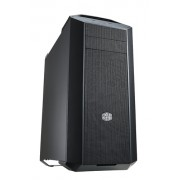 "COOLER MASTER CASE MASTERCASE 5, USB 3.0X2, AUDIO INOUT, 2X5.25 2X3.5 2+2 2.5"" D.BAY, 140MMX1 FR. FAN + 140MMX1 R. FAN, NO PSU"