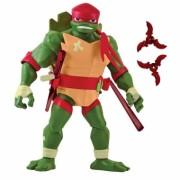 Testoasele Ninja - figurina Raphael gigant cu accesorii de lupta