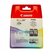 Canon PG-510 Nero, CL-511 Colori