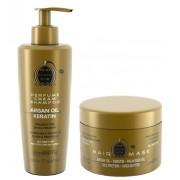 Imperity Gourmet Vie Perfume Cream Shampoo & Haarmasker 250 ml + 250 ml