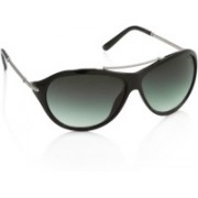 Spykar Over-sized Sunglasses(Green)