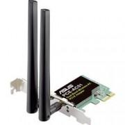 Asus PCI-Express, Wi-Fi Wi-Fi Plug-in karta Asus PCE-AC51, 750 Mbit/s