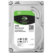 Seagate tvrdi disk BarraCuda 4 TB, 3,5 SATA3, 6GB/s, 256MB, 5400 okretaja (ST4000DM004)