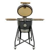 GRIZZLY GRILL Kamado Elite XL keramički roštilj na drveni ugljen s dimilicom