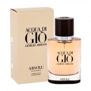 Giorgio Armani Acqua di Giò Absolu eau de parfum 40 ml uomo