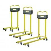 Pallea svéd raklapemelő Egyszerű és nagyszerű 400 kg teherbírás csak 24 kg Könnyű raklapemelő béka