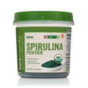 BareOrganics SPIRULINA POWDER (Raw Organic) (8oz) 227g