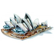 Puzzle 3D Wrebbit - Sydney Opera House, 925 piese (44307)