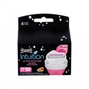 Wilkinson Sword Intuition Ultra Moisture rezerve aparat de ras 3 buc pentru femei