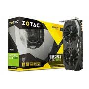 ZT-P10800C-10P Zotac ZT-P10800C-10P GeForce GTX 1080 AMP! Extreme Edition with GeForce Experience Grafische kaart, 8 GB
