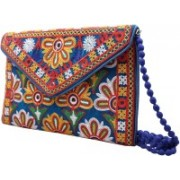 Craft Trade Multicolor Sling Bag