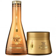 L'Oreal Professionnel L'Oréal Professionnel Mythic Oil Shampoo & Masque Duo Normal to...