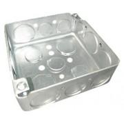 Doza ingropata pentru legaturi Courbi 100x100 mm metalica