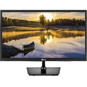 LG 19 inch LED Backlit LCD - 19M37A Monitor (Black)