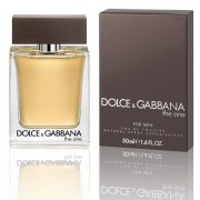 Dolce & gabbana - the one eau de toilette 50 ml spray