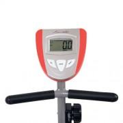 inSPORTline Bicicleta magnetica Recumbent Rapid
