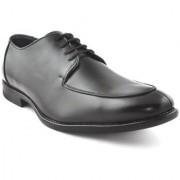 RU Shoes Black Formal Shoes For Men Office Wear Work Wear Wear Party Wear Lace Up UK-8