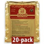 Pure Turbojäst Turbo Pure 48 Hours/18% 20-Pack