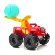 Láng és a szuperverdák Mega Bloks: Truck Ball Blaze 12 darab építőkockákból